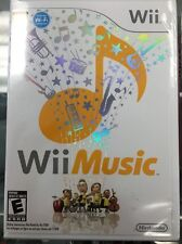 Wii Music (Nintendo Wii, 2008) Original Factory Sealed