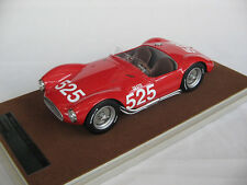Tecnomodel Maserati A6 GCS #525 Giletti/Bertocchi Mille Miglia 1953 1/18