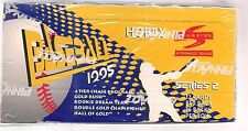 1995 SCORE SERIES 2 BASEBALL BOX 36 PACK BOX 12 CARDS PER PACK HALL OF GOLD