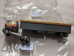 ertl made in hong kong semi trailer plastic metal Model car A4.035 M