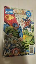 Marvel Vs DC #3 April 1996 Amalgam Comics DC Marvel