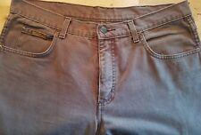 Wrangler Jeans W33 L34 graubraun Modell Texas guter Zustand Maße beachten