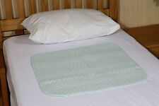 """Community 60 x 60cms, 23.5"""" x 23.5"""", Washable Reusable Absorbent Bed Pad"""
