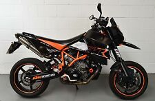 KTM 950/SM 990/SM SP Engineering Polished Stainless Moto GP XL Bolt On Exhausts