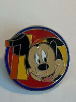 WDW DLR 10 Years Of Disney Pin Trading Mystery Series Mickey Disney Pin (B7)