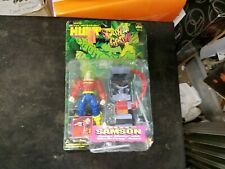 1997 Toy Biz Incredible Hulk Smash and Crash Doc Samson Action Figure