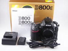 Nikon d800e chassis/Body ** Usato * Rivenditori ** stato a 44951 clic d800 e
