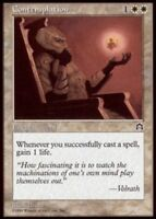 4x Contemplation MTG Stronghold NM Magic Regular