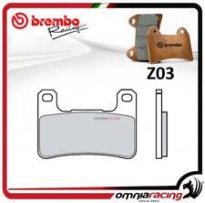 Brembo Racing Z03 plaquette frein avant sint SUZUKI GSXR1300 Hayabusa 2008>2