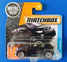 2017 Matchbox 2015 BMW i3 BLACK VERSION - mint on short card!