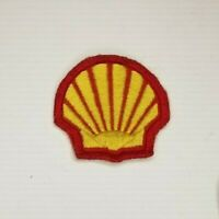 Shell GAS & OIL Advertising Embroidered Patch Vintage
