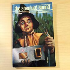 The Absolute Sound Volume 16 Issue 71, 1991 TAS Review 20th anniversary ML 23.5