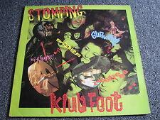 Stomping at the Klub Foot-V/A Sampler LP-1984 UK-Restless-Guana Batz-Album-ABCLP