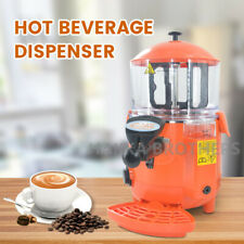 Hakka 5l Commercial Hot Chocolate Maker Machine Hot Beverage Warmer Dispenser