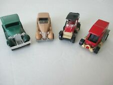 LOT OF VINTAGE HOT WHEELS MATCHBOX DIE CAST CARS MODEL A FORD '35 CLASSIC CADY T