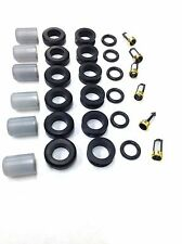 FUEL INJECTOR REPAIR KIT O-RINGS FILTERS CAPS GROMMETS 1989-1995 TOYOTA 3.0L V6