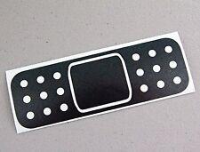 "Band Aid 6"" (2 pack!) bandage Sticker Decal Vinyl JDM Drift ill window lowered"