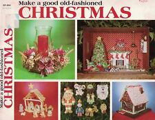 Gick Make a Good Old-Fashioned Christmas 1979 Multi-Craft Booklet HP-454