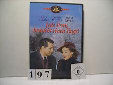 DVD, Jede Frau braucht einen Engel, Cary Grant, Loretta Young, Disc wie neu