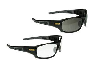 De Walt DPG101-9D Auger EU Protective Glasses Smoke or Clear