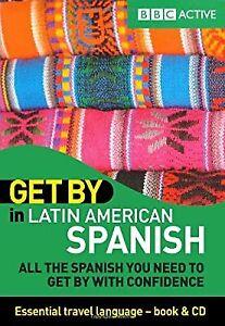 Get By in Latin American Spanish Travel Pack, Suarez, Tatiana & De Lafuente, Mar