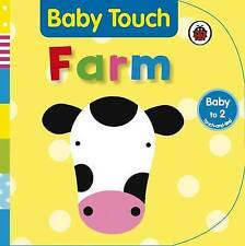 Good, Baby Touch: Farm, , Book