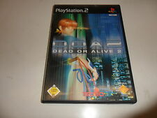 PlayStation 2  PS 2  Dead or Alive 2