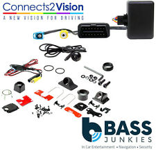 Rear Reversing Camera & Add On Interface Kit For Mercedes E-Class 2008 - 2009