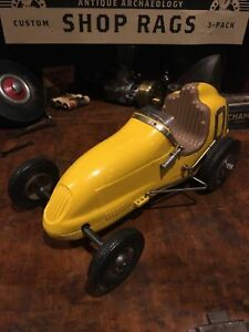 Vintage Gas Powered Ohlsson & Rice Tether Car # 01