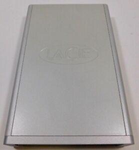 LaCie Ltd. 500GB External Hard Drive 300794U