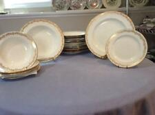 Wedgwood Gold bone china TWENTY piece set Gilman & Collamore NYC X4700
