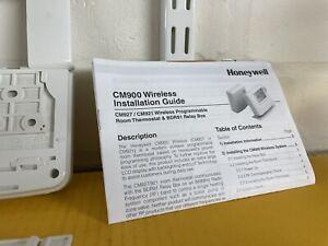 honeywell cmt921 wireless thermostat