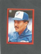 1982 O-Pee-Chee Baseball Sticker Otto Velez #249 Toronto Blue Jays *MINT