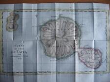 1769 (1789) - COOK - Map TAHITI