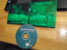 RARE IMPORT Arachnes CD Apocalypse prog metal Italy 3 EXCLUSIVE BONUS TRACKS !