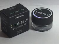 Sigma Beauty Long Wear Sigma Gel Eyeliner in WICKED (Blackest, Black Matte)
