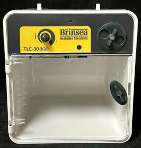 Brinsea TLC-30 Eco Incubator Parrot Bird Chick Brooder ICU Recovery Machine