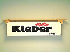 Kleber Tyres BANNER Workshop Garage Tyre Fitting Bay pvc sign.
