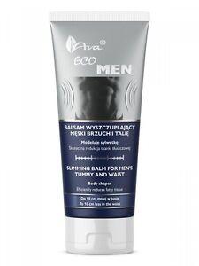 AVA Eco Men balsam wyszczuplający brzuch/ Slimming balm for men's tummy