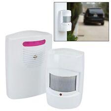 Sistema de alarma de seguridad de alerta de intruso De Garaje Inalámbrico PIR Sensor De Movimiento Entrada