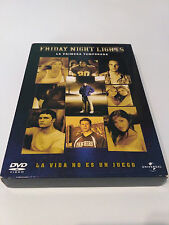 Friday Night Lights La Primera Temporada Completa Dvd Universal