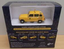 Tema Toys ANWB 1:43 Die Cast Wegenwacht Renault 4