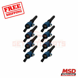 MSD Ignition Coil for Ford E-350 Super Duty 1999-2014