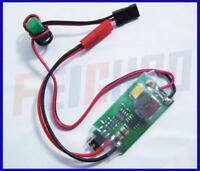 F02041 output 5/6v 6A/8A,2-6S LIPO 6-16 cell Ni-Mh Input Switch Mode UBEC BEC LV