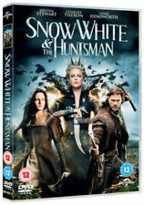 SNOW WHITE & THE HUNTSMAN KRISTEN STEWART UNIVERSAL UK 2012 REGION 2 DVD NEW