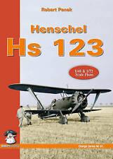 Henschel Hs123 (MMP Books) - New Copy