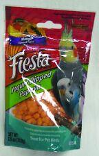 New listing Kaytee Fiesta Yogurt Dipped Treats Small Bird 3.5 Oz. Mango