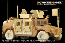 PEA246,  Modern HUMVEE family bullet-proof door (For TAMIYA), VOYAGERMODEL 1/35