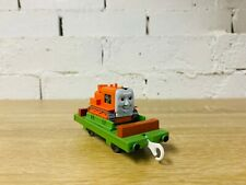 Terence Green Flatbed - Thomas The Tank Engine & Friends Trackmaster Trains Tomy