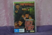 DVD ONCE A THIEF SERIE COMPLETE  8 DISC NEUF SOUS BLISTER 22 EPISODES NEUF